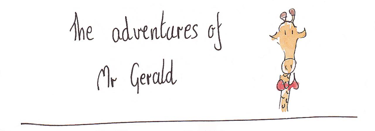 The Adventures of Mr Gerald